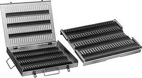 Microsurgical Instrument Tray 50-60 Instruments - E7418
